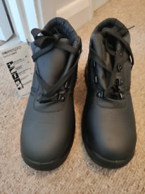 Satety boots