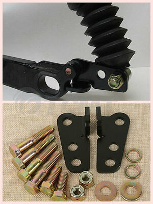 """Adjustable 1""""-2"""" Inches Lowering Kit For Harley Street Electra Glide Ultra 02-16"""