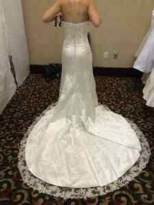 Brand new wedding dress Kitchener / Waterloo Kitchener Area image 1