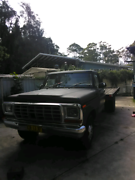 1979 F-350  351c xl chassis Old Erowal Bay Shoalhaven Area Preview
