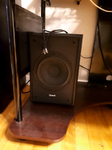 "Quest 8"" Powered Subwoofer"