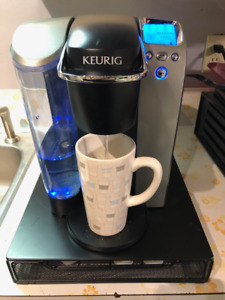 Keurig B70, K-cup Storage Drawer & Reusable K-cup