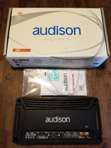 Used Audison SR4 4 channel Car Amplifier