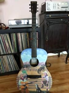 Martin Acoustic Cowboy 3 Guitar