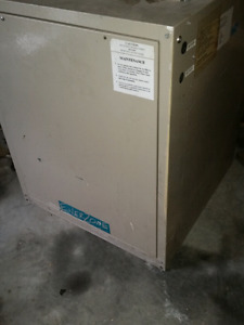 Enerzone Air Handler for gas wood or electric boiler