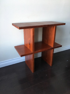 Bookshelf and office shelving/printer stand
