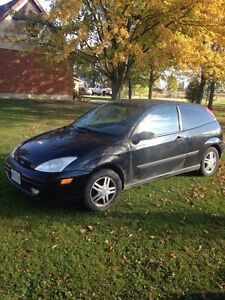 2001 focus for trade