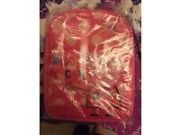Peppa pig rucksack £3