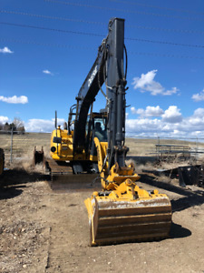 2014 JD 135G Hydraulic Excavator - LIKE NEW - ONLY 423 HOURS
