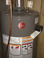 Same day water heater replacements & furnace repair!