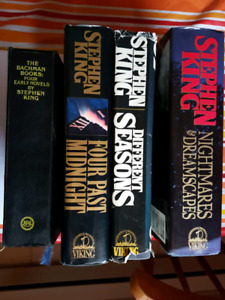 Stephen King short stories