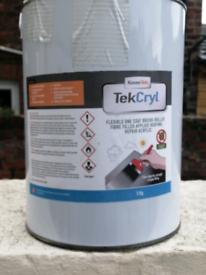 TekCryl Flexible One Coat Roof Repair Product
