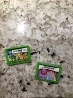 Leap pad tablet games and case