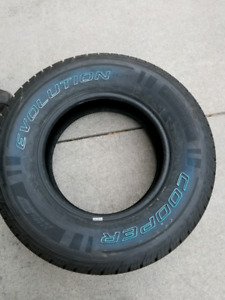 Evolution Cooper Tires (new)