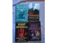 Set of 4 Robert Swindells Books