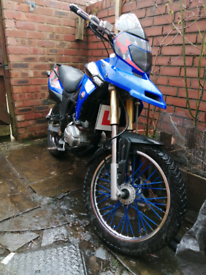 125cc motorini exp Road legal