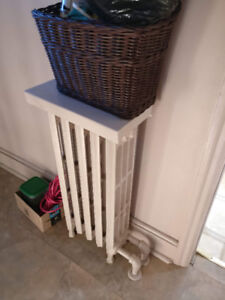 7 Cast Iron Radiators