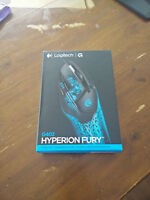 Sealed in box Logitech G402 Hyperion fury gaming mouse