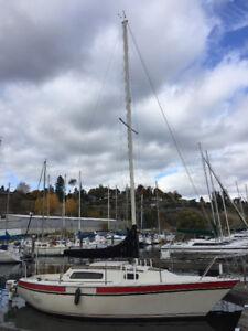 Great Okanagan Sailboat