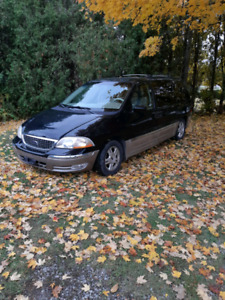 2002 Ford Windstar for sale.