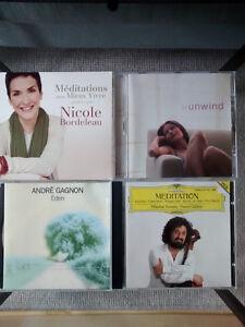 Plusieurs CD à vendre! De 1,00$ à 10,00$