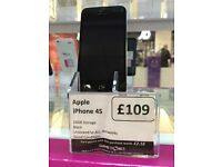 Apple iPhone 4s unlocked with warranty