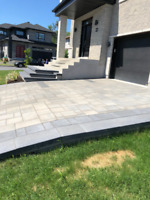 paving stone and landscaping ,special price ,  free estimate
