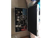 Guitar pedal board and pedals for sale