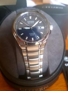 Citizen Titanium Eco-Drive Watch - BM7170-53L