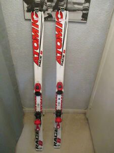 Atomic Downhill Skis 140 cm