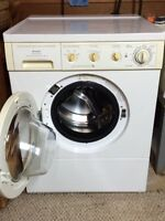 Frigidaire Gallery washer and dryer