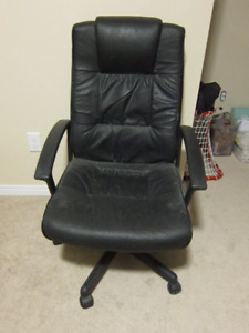 Pleather Office Chair
