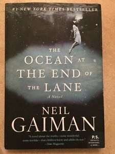 NEIL GAIMAN-the ocean at the end of the lane