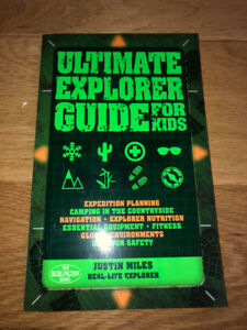 Ultimate Explorer Guide for Kids book