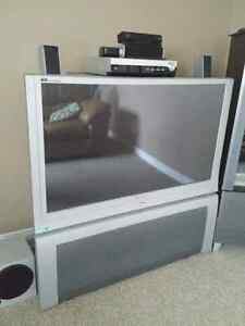 """55"""" 1080i Panasonic Projection TV for sale"""