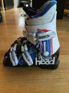 Kids Ski Boots, Head, fits shoe size 11-12