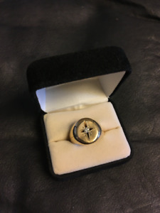 Gentleman's Ring - Valued at $1285.00 (have appraisal)