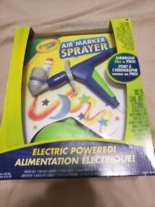 Crayola Air Marker Spray (Brand New for $10)