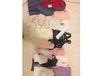 Girls bundle 6-9 months