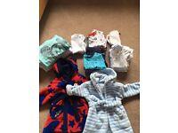 Large 9-12 months boys bundle