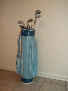 Sac et Bâtons de Golf pour femme West Island Greater Montréal image 2