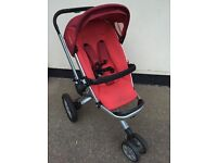 Quinny Buzz 3 in Red