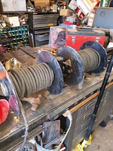Welding reels and cable for sale