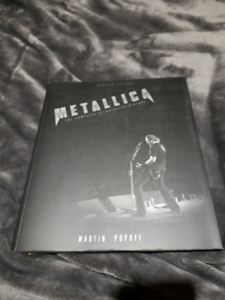 Metallica Complete Illustrater History Special Edition