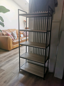Danniell Bookcase (Wayfair)
