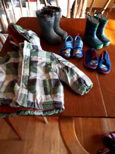 Size 3 boys clothing lot