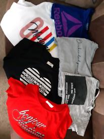 Tshirts size 10