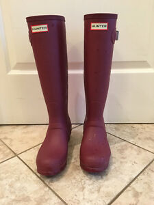 Ladies Hunter boots for sale