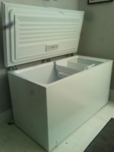 15 cubic ft Chest Freezer almost new!