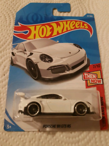 Hot wheels 1:64 47/365 Porsche 911 GT3 RS